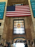 Grand Central Station Located in New York City. stock photo