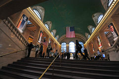The Grand Central Station Manhattan N.Y Royalty Free Stock Images