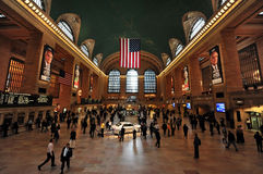 The Grand Central Station in Manhattan NYC Stock Photography