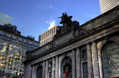 Grand central station New York Stock Image