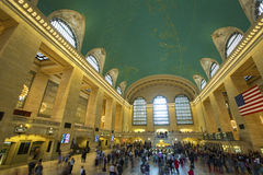 Grand Central Station. New York. Stock Image