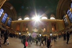 Grand Central Station in New York City Royalty Free Stock Photos