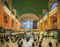 Grand Central Station Royalty Free Stock Photography