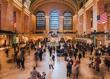 Grand Central Station in New York City Stock Photography