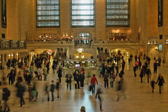 Grand Central Station New York City, USA Royalty Free Stock Photography