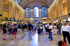 Grand central station during Stock Photos