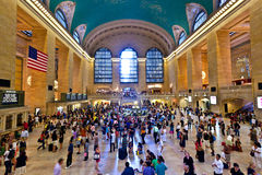 Grand central station during Stock Photo