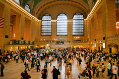 Grand Central Station, New York City USA Stock Images