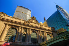 The Grand Central Station in New York City Royalty Free Stock Image