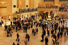 Grand Central Station in New York City Stock Photos