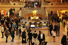 Grand Central Station in New York City Stock Image