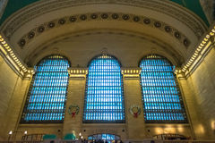 Grand Central Station in New York Royalty Free Stock Photo