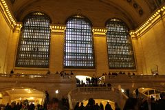 Grand Central Station. New York Royalty Free Stock Image