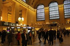 Grand Central Station. New York Stock Photography