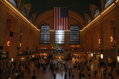 Grand Central Station, New York. United States of America Royalty Free Stock Images