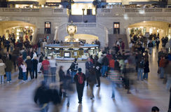 Grand Central Station NYC royalty free stock image
