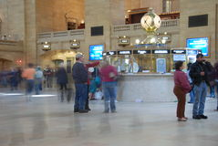 Grand central station - NYC Stock Image