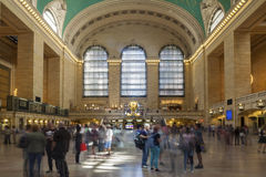 Grand Central Station, NYC stock photo