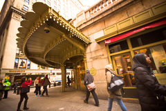 GRAND CENTRAL STATION NYC Stock Image