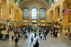 Grand Central Station in NYC Royalty Free Stock Photos