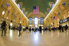 Grand Central Terminal Royalty Free Stock Photography