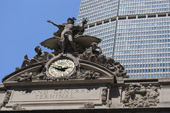 Grand Central Terminal. In New York City Stock Images