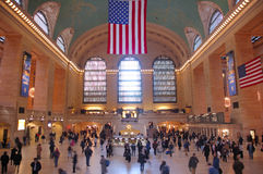 Grand Central Terminal Stock Images