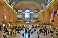 Grand Central Terminal. In Midtown Manhattan, New York City, United States of America Stock Images