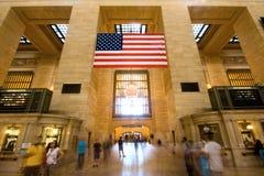 Grand Central -Terminal Royalty-vrije Stock Foto's