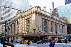 Grand Central -Terminal Stock Foto's