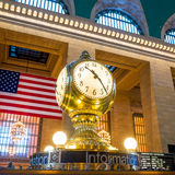 Grand Central Terminal Clock Royalty Free Stock Photos