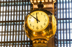 Grand Central Terminal Clock Stock Photos