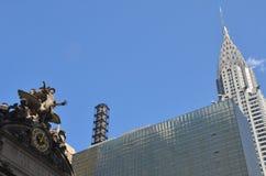Grand Central Terminal Clock, NYC, USA Stock Image
