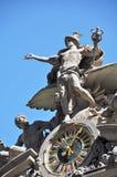Grand Central Terminal Facade, New York Stock Images