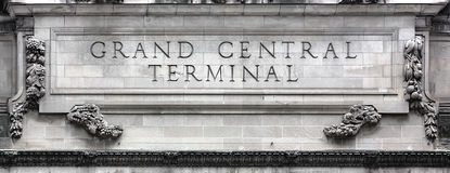 Grand Central terminal i NYC Royaltyfri Bild