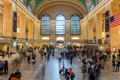 Grand Central Terminal Interior,  New York City, USA Royalty Free Stock Image