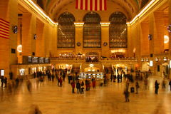 Grand Central Terminal (a.k.a. Grand Central Stati Stock Images