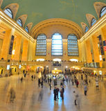 Grand Central Terminal. Royalty Free Stock Image