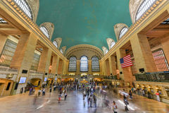 Grand Central Terminal Main Lobby - New York Royalty Free Stock Photography