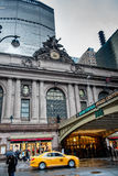 Grand Central Terminal. Manhattan, New York City. Royalty Free Stock Photos