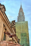 Grand Central Terminal in Manhattan, New York City. Grand Central Terminal in Manhattan - New York City, United States Stock Images