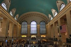 Grand Central Terminal, New York stock photography