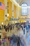 Grand Central Terminal in New York City Royalty Free Stock Images
