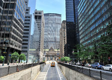 Grand Central Terminal in new york city Stock Images