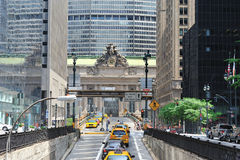 Grand Central Terminal in new york city Royalty Free Stock Photos