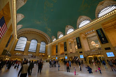 Grand Central Terminal, New York City Royalty Free Stock Images