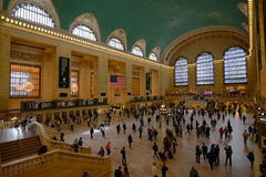 Grand Central Terminal, New York City Royalty Free Stock Photo