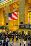 Grand Central Terminal in New York Royalty Free Stock Photography