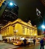 Grand Central terminal, New York, USA Fotografering för Bildbyråer