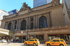 Grand Central Terminal in ney york, USA. Royalty Free Stock Photo